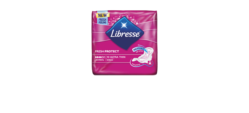 Libresse Fresh Protect