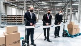 Új e-kereskedelmi logisztikai központot nyit a Trans-Sped